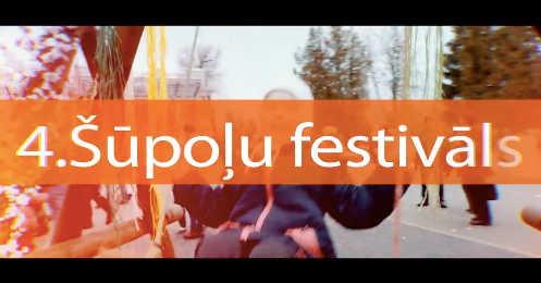 4. Šūpoļu festivāls Siguldā